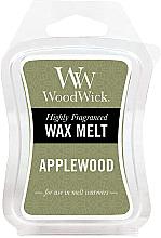 Parfüm, Parfüméria, kozmetikum Aroma viasz - WoodWick Wax Melt Applewood