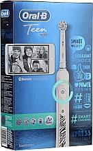 Parfüm, Parfüméria, kozmetikum Elektromos fogkefe - Oral-B D16 Teen Sens