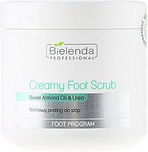 Parfüm, Parfüméria, kozmetikum Krémes peeling lábra - Bielenda Professional Foot Paradise Creamy Foot Scrub With Almond Oil And Urea