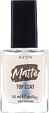 Parfüm, Parfüméria, kozmetikum Matt fedőlakk - Avon Matte Top Coat