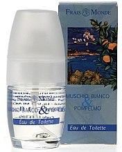 Parfüm, Parfüméria, kozmetikum Frais Monde White Musk And Grapefruit - Eau De Toilette