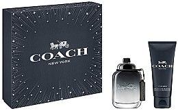 Parfüm, Parfüméria, kozmetikum Coach For Men - Szett (edt/60ml + sh/gel/100ml)