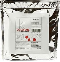 Parfüm, Parfüméria, kozmetikum Világosító por - Kevin.Murphy Color Me Lightener Extra Lift Refill (tartalék blokk)