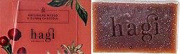 Parfüm, Parfüméria, kozmetikum Természetes szappan marokkói agyaggal és selyemmel - Hagi Soap