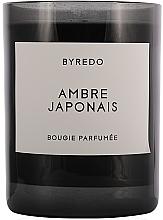Parfüm, Parfüméria, kozmetikum Illatgyertya - Byredo Fragranced Candle Ambre Japonais