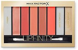 Parfüm, Parfüméria, kozmetikum Rúzs paletta - Max Factor Lipfinity Palette