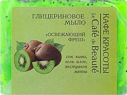 "Parfüm, Parfüméria, kozmetikum Glicerin szappan ""Frissítő fresh"" - Le Cafe de Beaute Glycerin Soap"