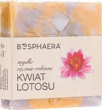 """Parfüm, Parfüméria, kozmetikum Természetes szappan """"Lótusz virág"""" - Bosphaera"""