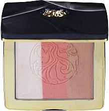Parfüm, Parfüméria, kozmetikum Highlighter paletta - Oribe Illuminating Face Palette Sunlit