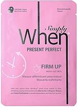 Parfüm, Parfüméria, kozmetikum Erősítő maszk érett bőrre - When Simply Present Perfect