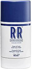 Parfüm, Parfüméria, kozmetikum Mosakodó stick - Reuzel Refresh & Restore Clean & Fresh Solid Face Wash Stick