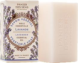 """Parfüm, Parfüméria, kozmetikum Extra gyengéd növényi szappan """"Levendula"""" - Panier des Sens Extra-Gentle Lavender Vegetable Soap"""