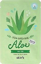 Parfüm, Parfüméria, kozmetikum Szövetmaszk - Skin79 Fresh Garden Mask Aloe
