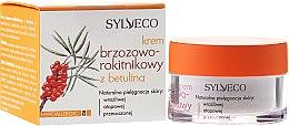 Parfüm, Parfüméria, kozmetikum Homoktövis és nyírfa krém betulinnal - Sylveco Hypoallergic Birch Day And Night Cream