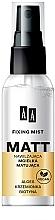 Parfüm, Parfüméria, kozmetikum Mattító arcspray - AA Matt Fixing Mist