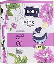 Parfüm, Parfüméria, kozmetikum Egészségügyi betét Panty Herbs Verbena, 60db - Bella