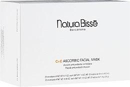 Parfüm, Parfüméria, kozmetikum Antiokszidáns maszk C vitaminnal - Natura Bisse C+C Vitamin Ascorbic Acid Mask
