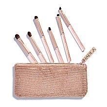Parfüm, Parfüméria, kozmetikum Sminkecset szett - Nabla Denude Eye Brush Set