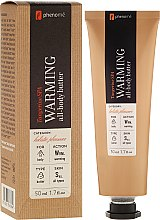 Parfüm, Parfüméria, kozmetikum Testápoló olaj - Phenome Tangerine SPA Warming All-Body Butter