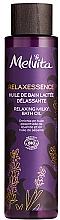 Parfüm, Parfüméria, kozmetikum Fürdő olaj - Melvita Relaxessence Relaxing Milky Bath Oil