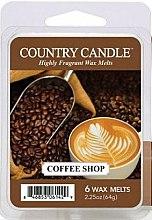 Parfüm, Parfüméria, kozmetikum Aromalámpa viasz - Country Candle Coffee Shop Wax Melts