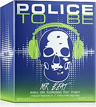 Parfüm, Parfüméria, kozmetikum Police To Be Mr Beat - Eau De Toilette