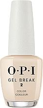 Parfüm, Parfüméria, kozmetikum Körömerősító fedőlakk - O.P.I Gel Break Lacquer