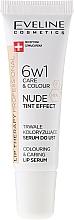 Parfüm, Parfüméria, kozmetikum Intenzív ajakszérum 6 az 1-ben - Eveline Cosmetics Lip Therapy Proffesional Tint