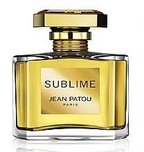 Parfüm, Parfüméria, kozmetikum Jean Patou Sublime - Eau De Toilette