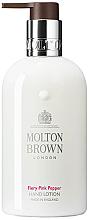 Parfüm, Parfüméria, kozmetikum Molton Brown Fiery Pink Pepper - Lotion kézre