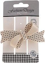 Parfüm, Parfüméria, kozmetikum Francia hajcsat, bézs - Top Choice Fashion Design