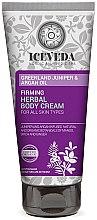 Parfüm, Parfüméria, kozmetikum Testkrém - Iceveda Greenland Juniper&Argan Oil Firming Body Cream