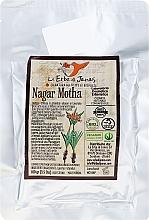 "Parfüm, Parfüméria, kozmetikum Hajpor ""Nagar Motha"" - Le Erbe di Janas Nagar Motha Powder"