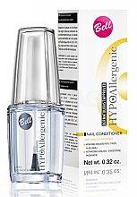 Parfüm, Parfüméria, kozmetikum Körömtápláló, hipoallergén - Bell Hypoallergenic Nail Conditioner