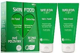 Parfüm, Parfüméria, kozmetikum Szett - Weleda Skin Food (f/b/cr/75ml + f/b/cr/75ml)