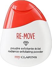 Parfüm, Parfüméria, kozmetikum Hámlasztó púder - Clarins My Clarins Re-Move Radiance Exfoliating Powder