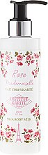 Parfüm, Parfüméria, kozmetikum Testápoló tej - Institut Karite Rose Mademoiselle Shea Body Milk