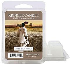 Parfüm, Parfüméria, kozmetikum Illatosított viasz - Kringle Candle Wax Far Far Away