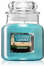Parfüm, Parfüméria, kozmetikum Illatgyertya üvegben - Country Candle Summerset