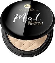 Parfüm, Parfüméria, kozmetikum Kompakt matt púder - Bell Secretale Mat Compact Powder