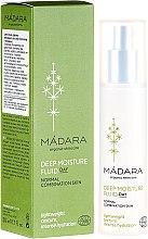 Parfüm, Parfüméria, kozmetikum Mélyen hidratáló krém fluid - Madara Cosmetics EcoFace