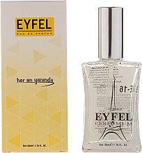 Parfüm, Parfüméria, kozmetikum Eyfel Perfume E-16 - Eau De Parfum