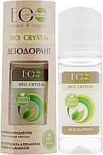 """Parfüm, Parfüméria, kozmetikum Dezodor """"Natúr"""" - ECO Laboratorie Deo Crystal"""