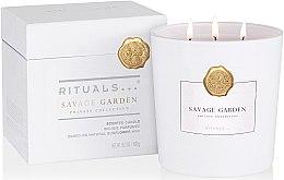Parfüm, Parfüméria, kozmetikum Illatgyertya - Rituals Private Collection Savage Garden Candle
