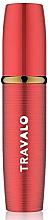 Parfüm, Parfüméria, kozmetikum Újratölthető parfümszóró, piros - Travalo Lux Red Refillable Spray