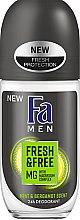"""Parfüm, Parfüméria, kozmetikum Golyós izzadásgátló """"Mentol és bergamot"""" - Fa Men Fresh & Free Deodorant"""