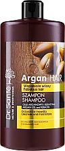Parfüm, Parfüméria, kozmetikum Hidratáló sampon argán olajjal és keratinnal - Dr. Sante Argan Hair