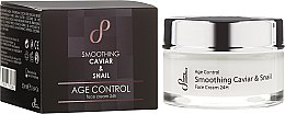 Parfüm, Parfüméria, kozmetikum Arckrém - Sayaz Cosmetics Age Control Smoothing Caviar & Snail Face Cream 24H