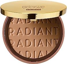 Parfüm, Parfüméria, kozmetikum Bronzosító arcpúder - Pupa Extreme Bronze Radiant Powder