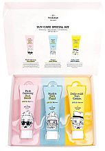 Parfüm, Parfüméria, kozmetikum Szett - Village 11 Factory Sun Care Special Kit (fluid/25ml + block/25ml + cream/25ml)